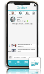 telecharger l'application zeebox famile