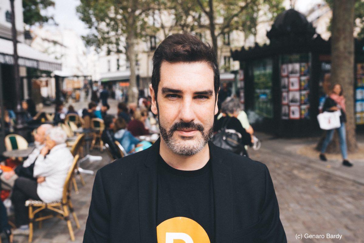 Portrait de Damien Douani