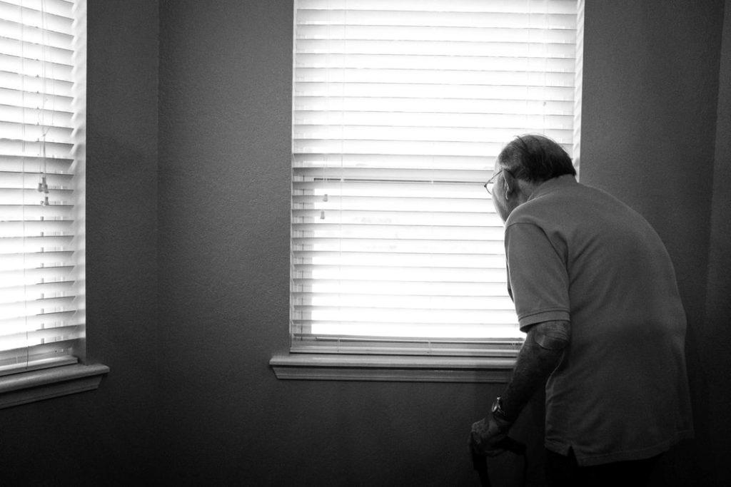 isolement des séniors