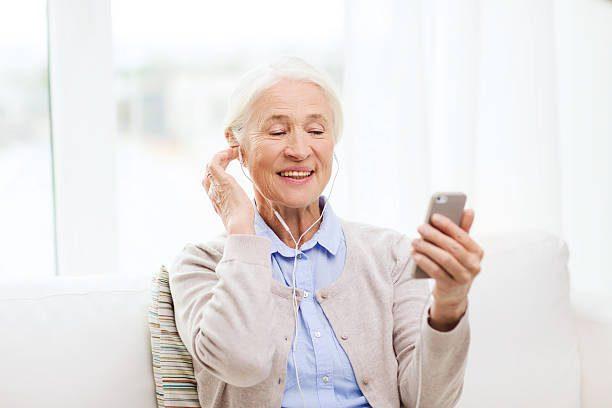 podcast seniors