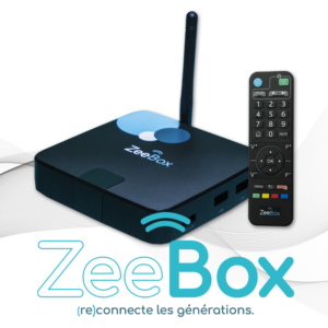 ZeeBox reconnecte les générations