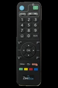 ZeeBox-Telecommande