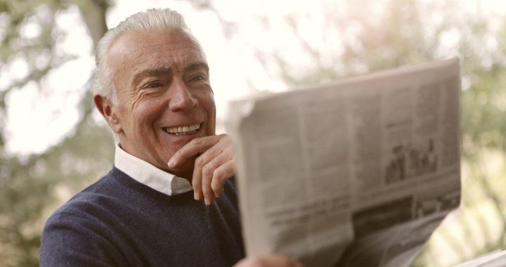 les seniors et la presse